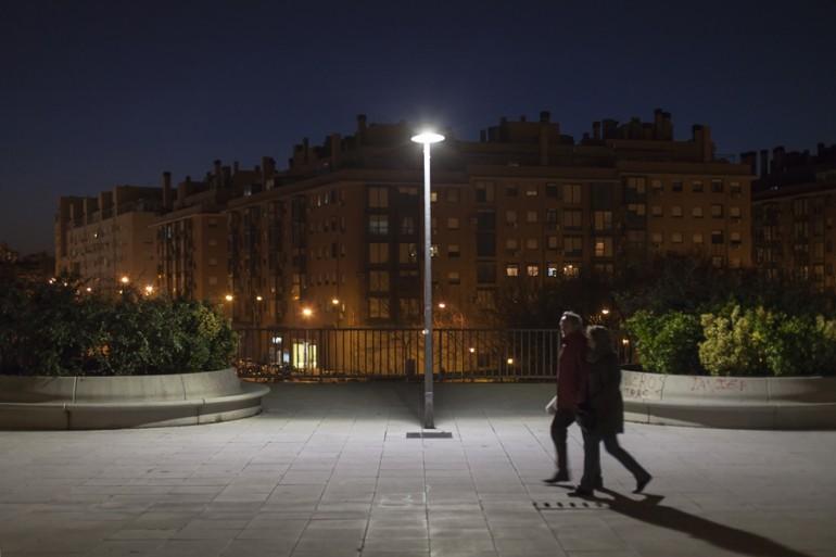 Madrid Outdoor Lighting