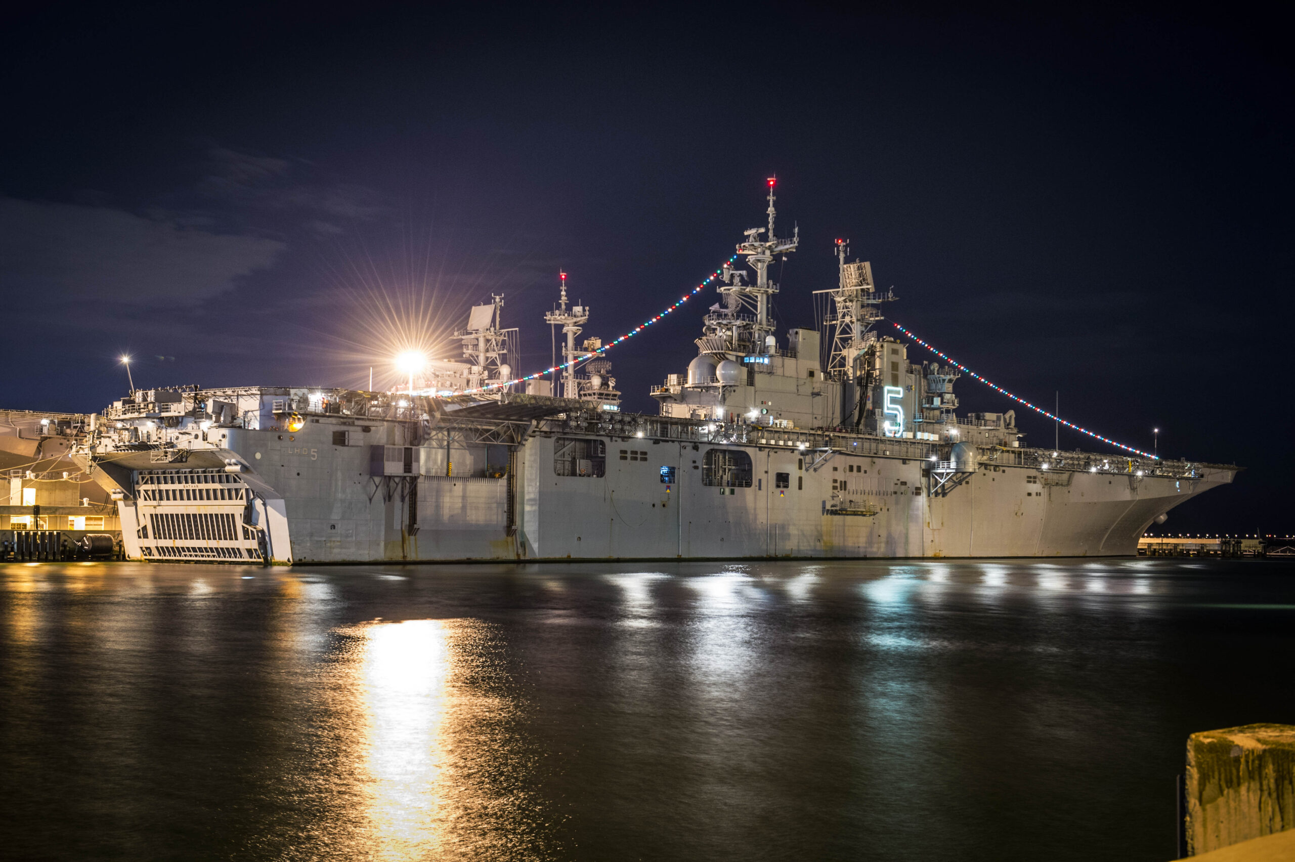 Naval Lighting image